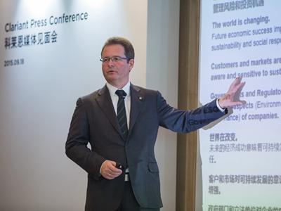 科莱恩:通过可持续发展和创新创造价值