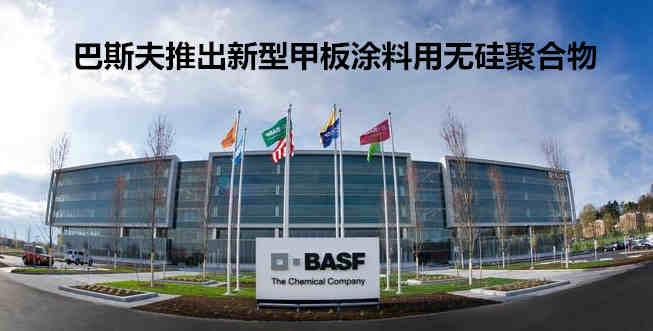巴斯夫推出新型甲板涂料用无硅聚合物
